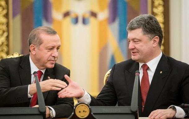 Звільнення лідерів Меджлісу: Порошенко подякував Ердогану