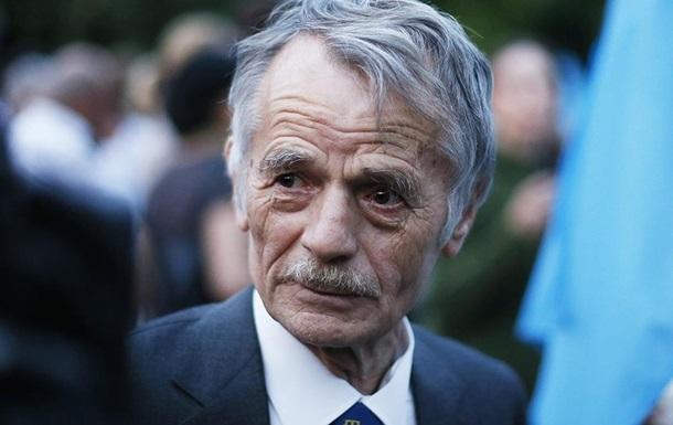Джемилев: Чийгоз и Умеров приедут в Киев завтра