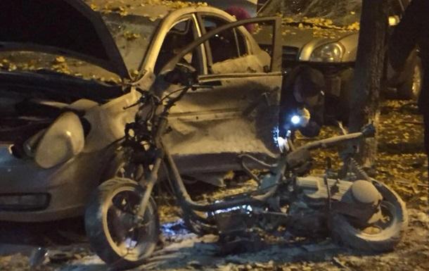 Вибух в центрі Києва кваліфікували як теракт