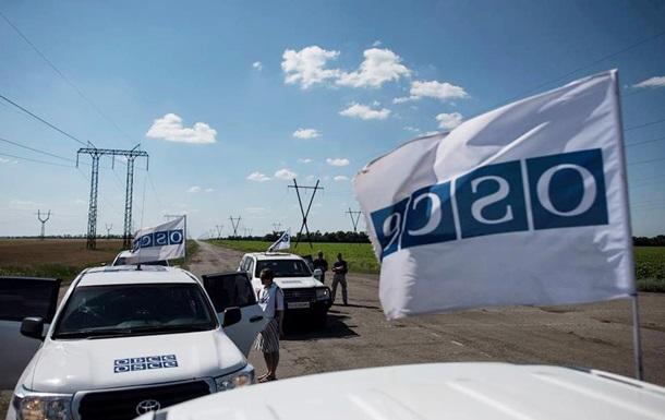 Сепаратисты угрожали пулеметом патрулю ОБСЕ