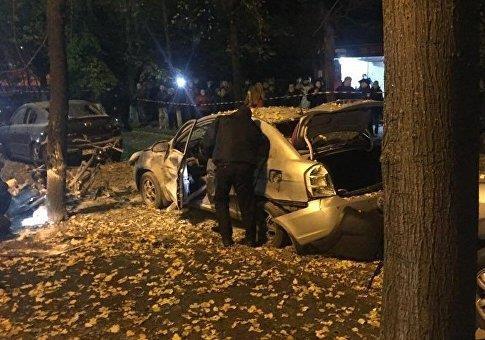 Теракты в Украине: подобное было в Грузии в 90-х