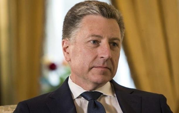 Волкер обсудил ситуацию на Донбассе с Климкиным