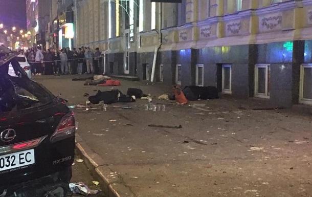 ДТП в Харькове: умерла еще одна из пострадавших
