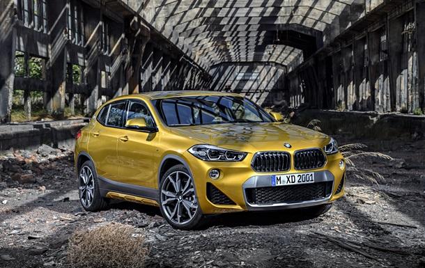 BMW X2: фото