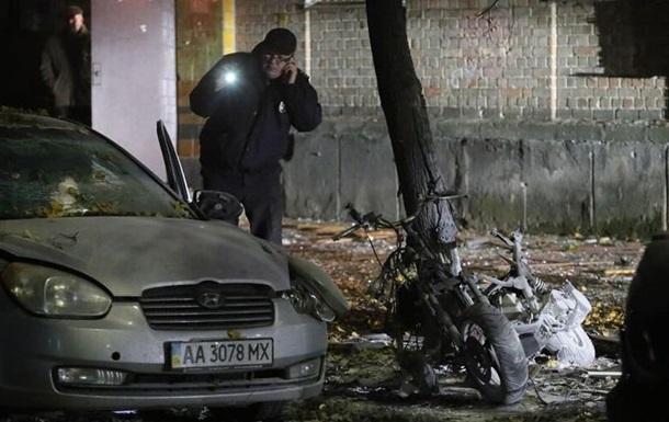 Замах на Мосійчука: відео моменту вибуху