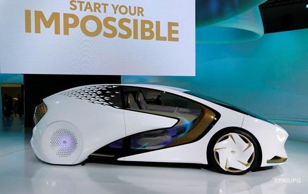 Фантастическое будущее. Токийский автосалон