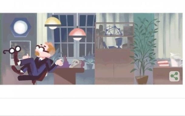 Google посвятил дудл фильму  Служебный роман