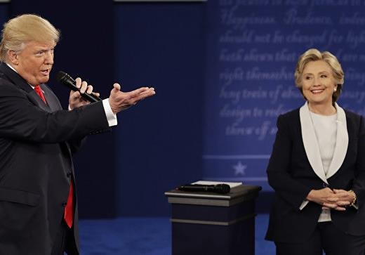 Трамп обзавёлся  грязным бельём  на деньги Клинтон