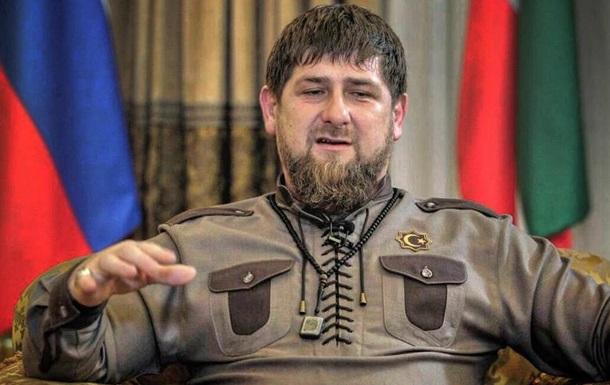 Кадиров відреагував на теракт у Києві