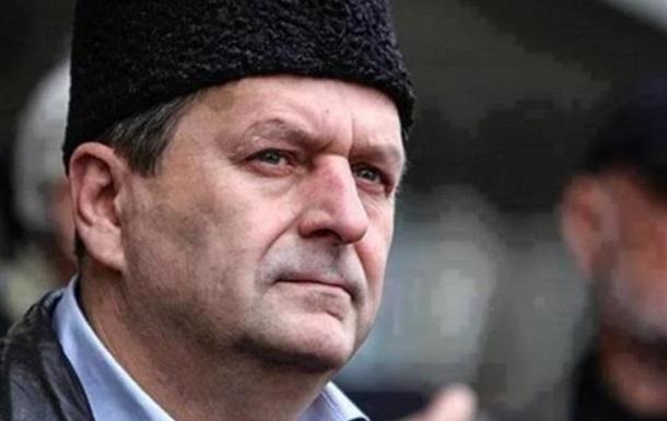 Чийгоз и Умеров встретились с президентом Турции