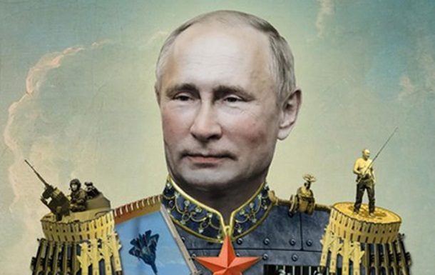 Журнал The Economist помістить на обкладинці Путіна в образі царя