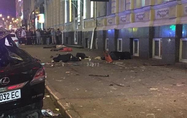 ДТП в Харькове: семья погибших отказалась от денег родни Зайцевой