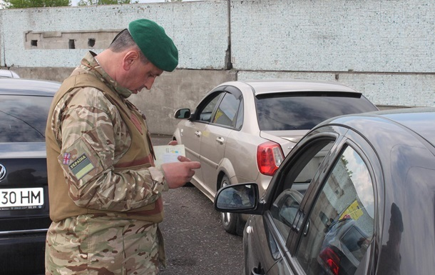 Сепаратисти влаштували провокацію на пункті пропуску Новотроїцьке