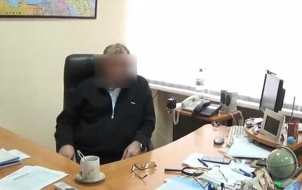 В Запорожье чиновники агентства водных ресурсов попались на взятке