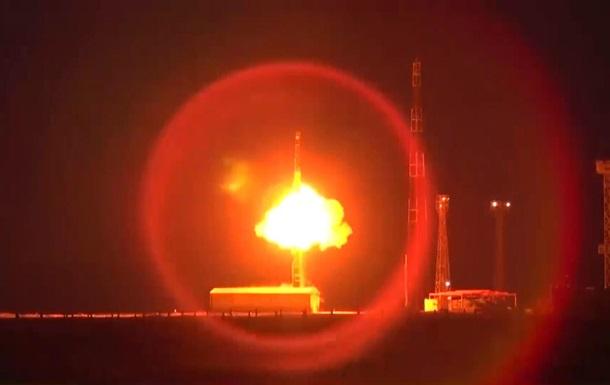 Песков: Путин лично запустил четыре баллистические ракеты