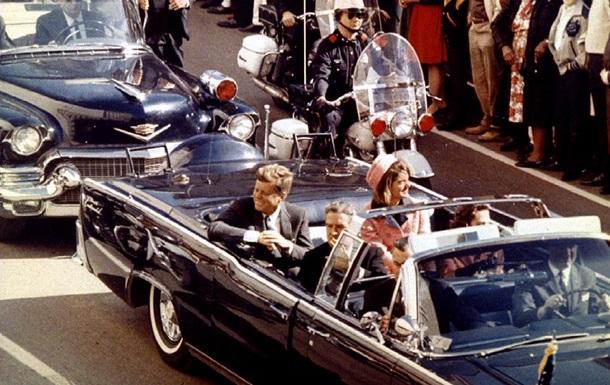 Вбивство Кеннеді. Які документи розсекретили США