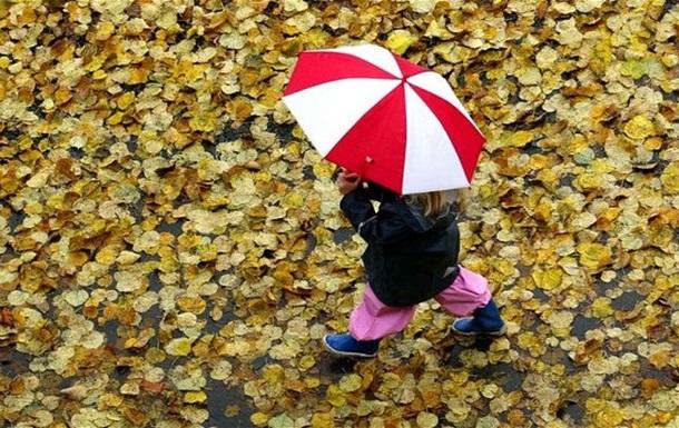 Погода вихідними в Україні: холод і дощі