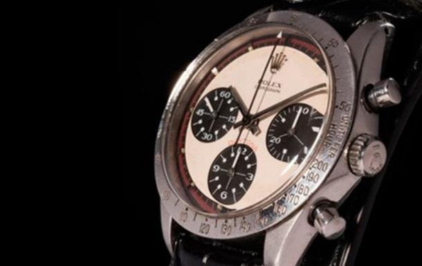 На аукционе продали самые дорогие подержанные часы