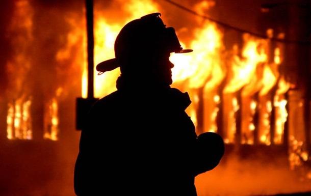 У центрі Києва сталася пожежа, є загиблий