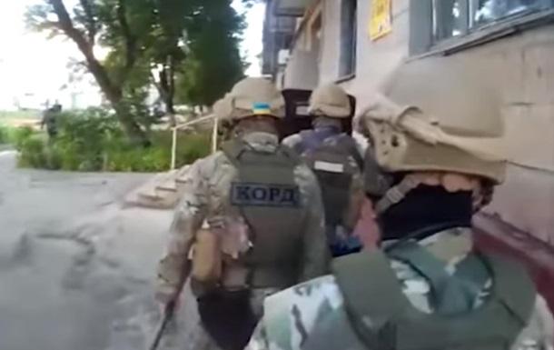 У Харківській області затримали ОЗУ, що викрадало людей