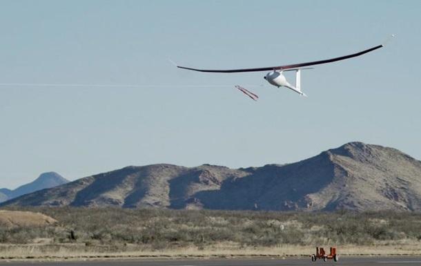 В США беспилотник установил рекорд длительности полета