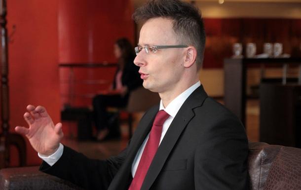 Венгрия сорвала заседание комиссии Украина-НАТО