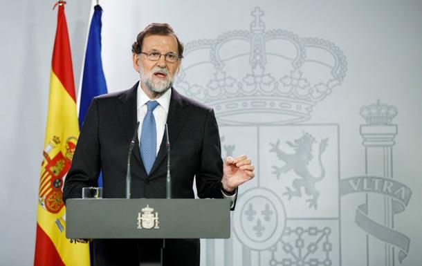 Испания не хочет отменять автономию Каталонии