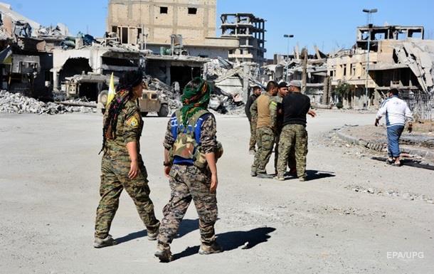 Коалиция США готовит наступление на ИГ в Сирии