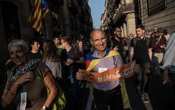 США, Британия, Франция, ФРГ и Канада не признали независимость Каталонии