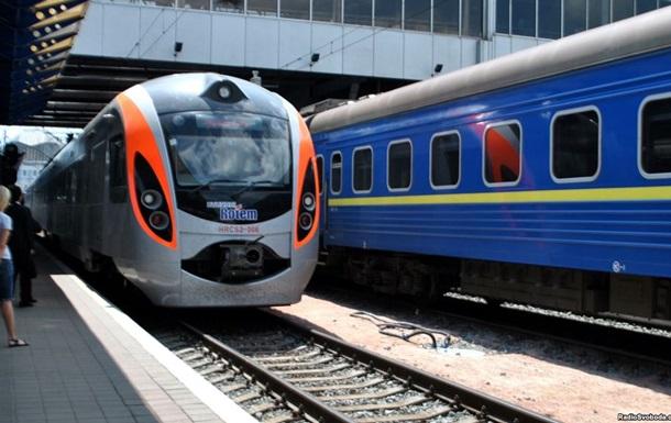 Укрзализныця увеличит скорость движения поездов