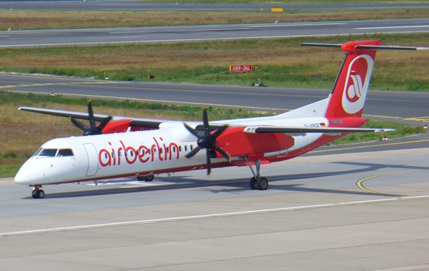 Авіакомпанія Air Berlin припинила польоти