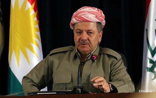 Лидер иракских курдов уходит в отставку