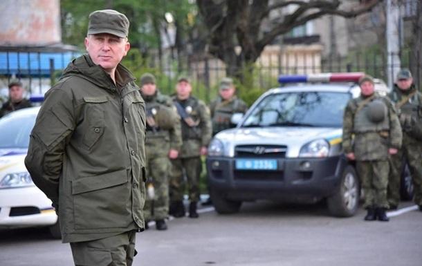 Поліція перейшла на посилений режим через вибори