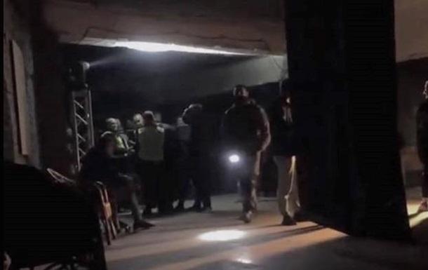 У військкоматі заявили про законність обшуку в нічному клубі Києва