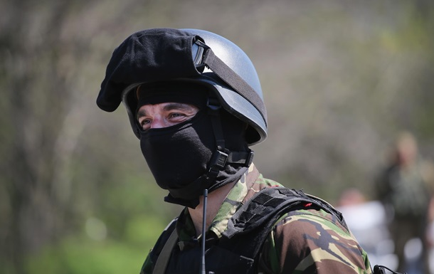 В Одессе пытались захватить воинскую часть