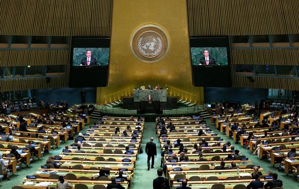 Украина призвала ООН защитить права человека в Крыму