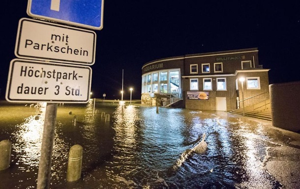 У Європі через ураган загинули мінімум 5 осіб