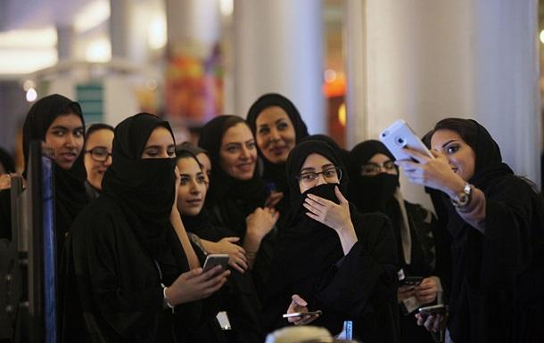 Женщины в Саудовской Аравии смогут посещать стадионы