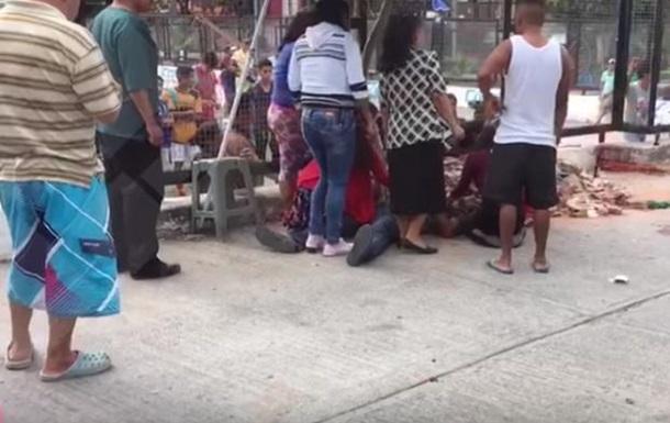 На футбольном матче в Мексике произошла стрельба