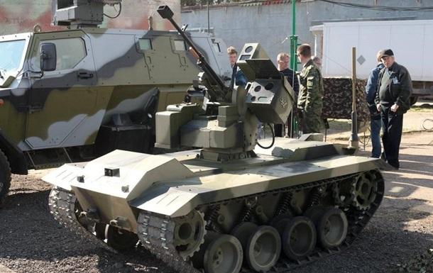 В Роcсии на вооружение армии примут нового боевого робота
