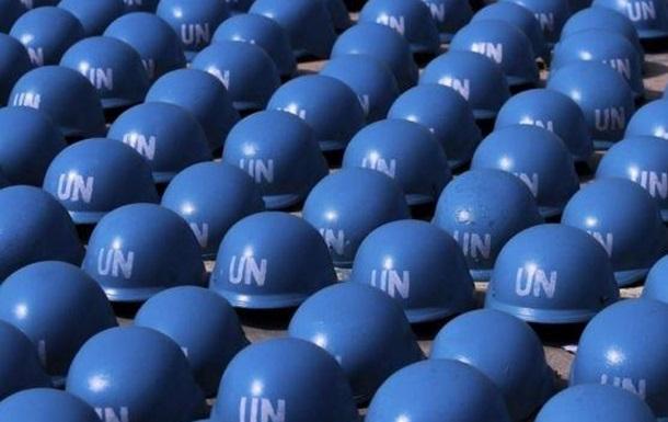 Палки в колеса : Россия будет блокировать вопрос ввода миротворцев на Донбасс