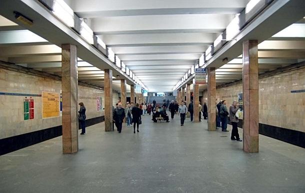 У Києві відновили рух поїздів на синій гілці метро
