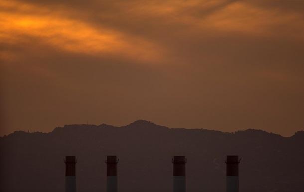 ООН: В атмосфері рекордно зросла концентрація вуглекислого газу