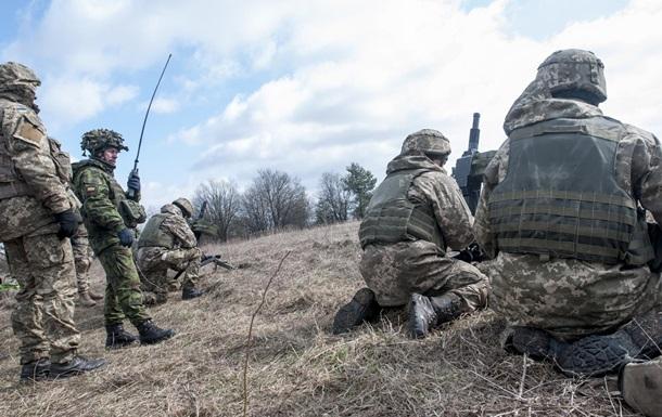 Кількість обстрілів на Донбасі скоротилася до 10