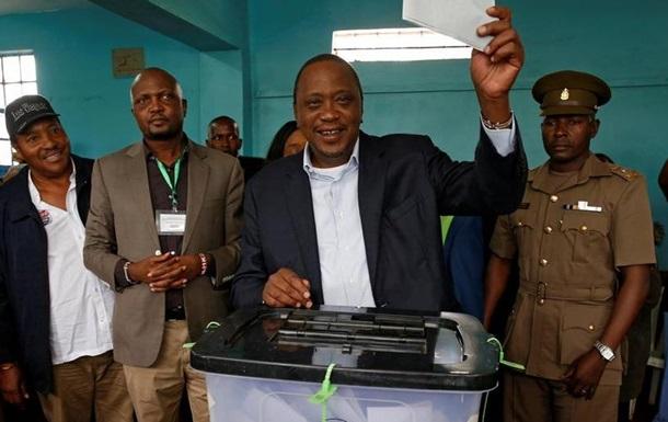 Повторні президентські вибори в Кенії виграв чинний глава держави