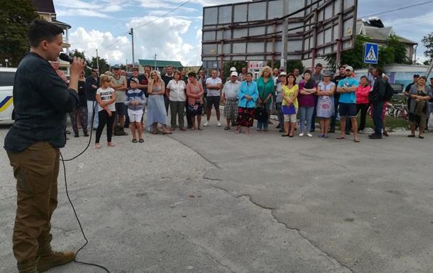 НАПК просит суд оштрафовать партию Савченко