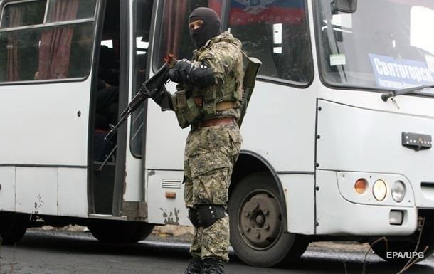 Киев уточнил количество заложников в ОРДЛО