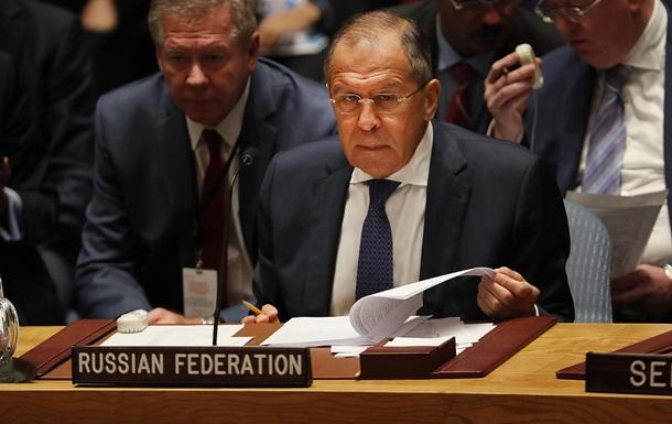 Лавров: В Україні дискримінують росіян