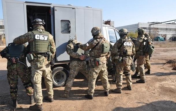 СБУ проводит антитеррористические учения на Закарпатье
