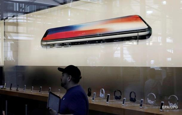 iPhone X: фото